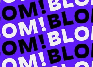 Blom Font