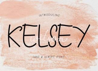 Kelsey Wilson Font