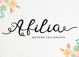 Afilia Font