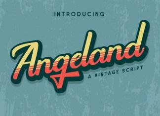Angeland Font