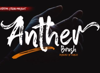 Anther Font