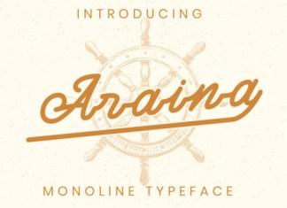 Araina Font