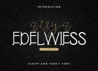 Arsya Edelwiess Font