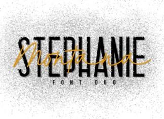 Stephanie Montana Font