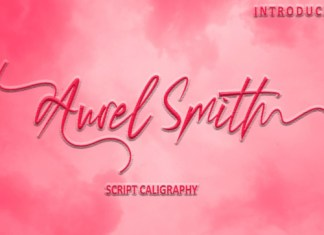 Aurel Smith Font