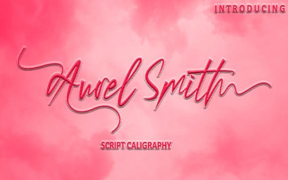 Aurel Smith Font