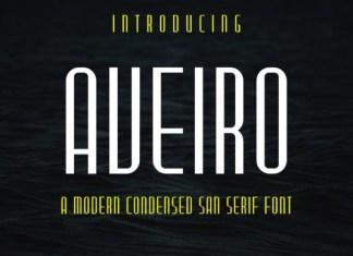 Aveiro Font