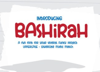 Bashirah Font