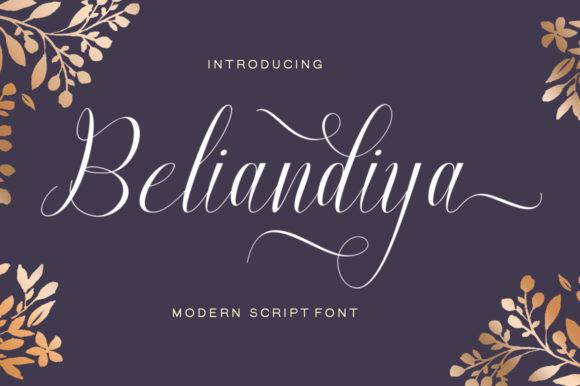 Beliandiya Font