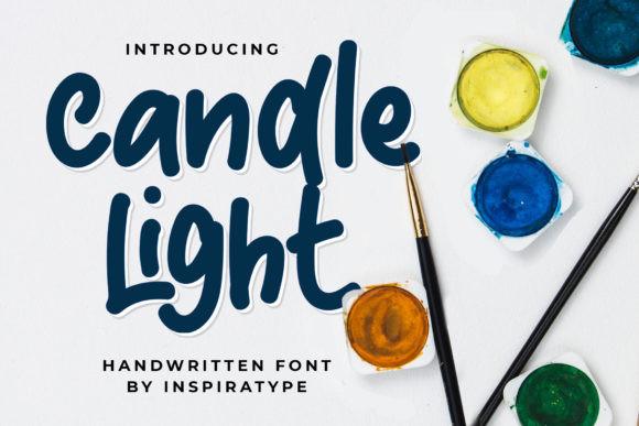 Candle Light Font