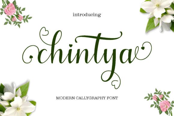 Chintya Font