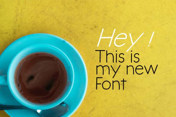 Claria Font