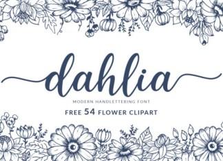Dahlia Font