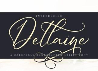 Dellaine Font