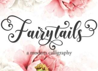 Fairytails Font