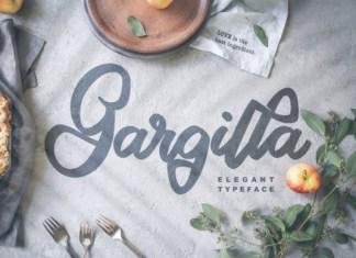 Gargilla Font