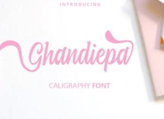 Ghandiepa Font