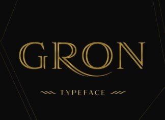 Gron Font