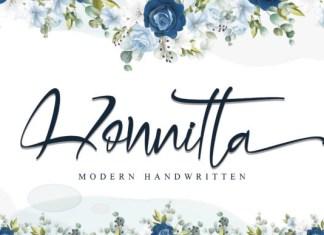 Honnitta Font