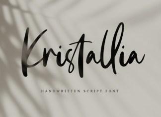 Kristallia Font