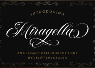 Miragella Font