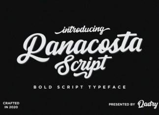 Panacosta Font