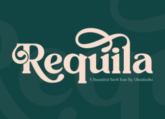 Requila Font