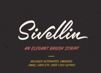 Sivellin Font
