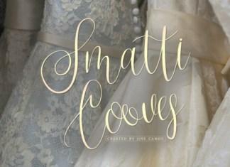 Smatti Cooves Font