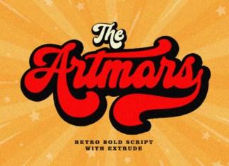 The Artmars Font