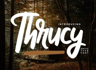 Thrucy Font