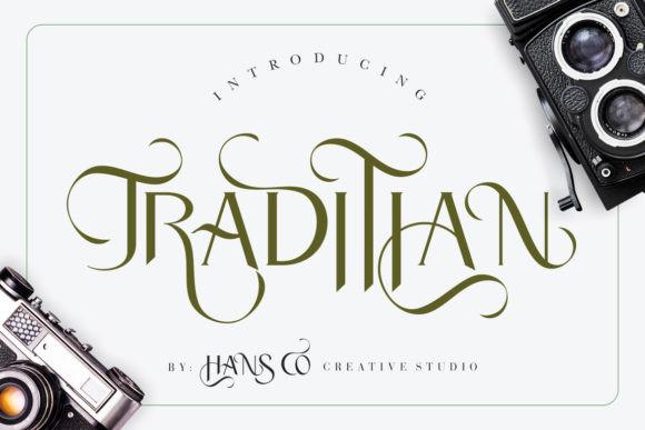 Traditian Font