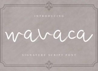 Wavaca Font