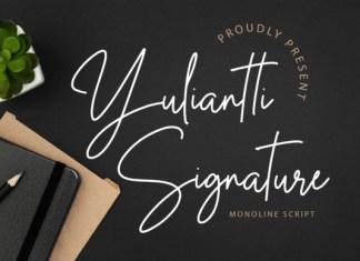 Yuliantti Font