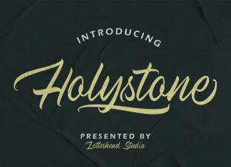 Holystone Font