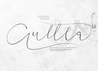 Aullia Font