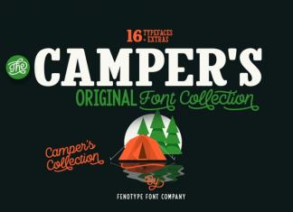 Camper Font