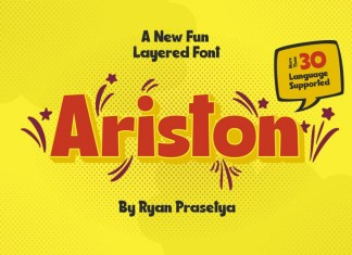 Ariston Font