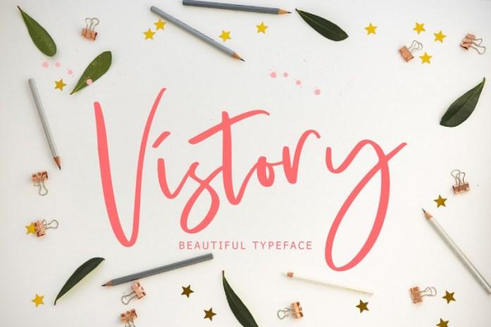 Vistory Font