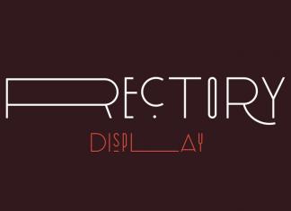 Rectory Font