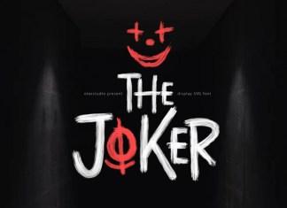 THE JOKER Font