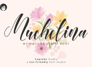 AL Muchelina Font