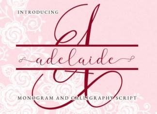 Adelaide Font