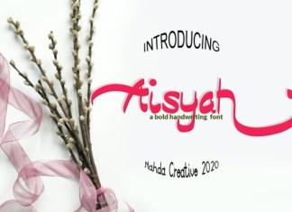 Aisyah Font