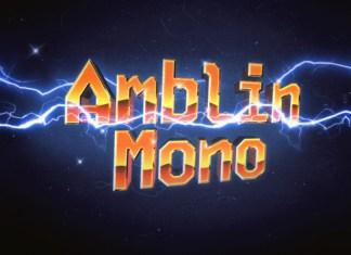 Amblin Mono Font