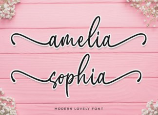 Amelia Sophia Font