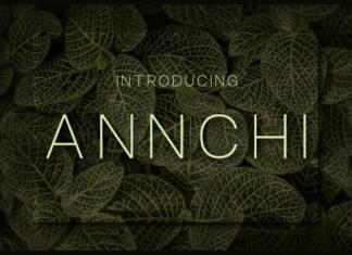 Annchi Font