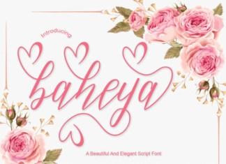 Baheya Font