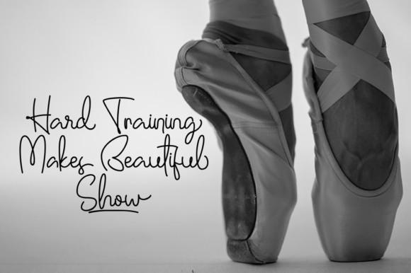 Ballerin Font