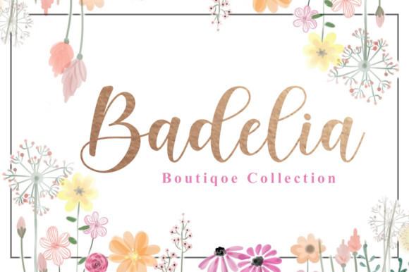 Banitha Font